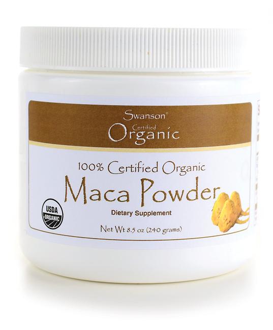 100% Certified Organic Maca Powder