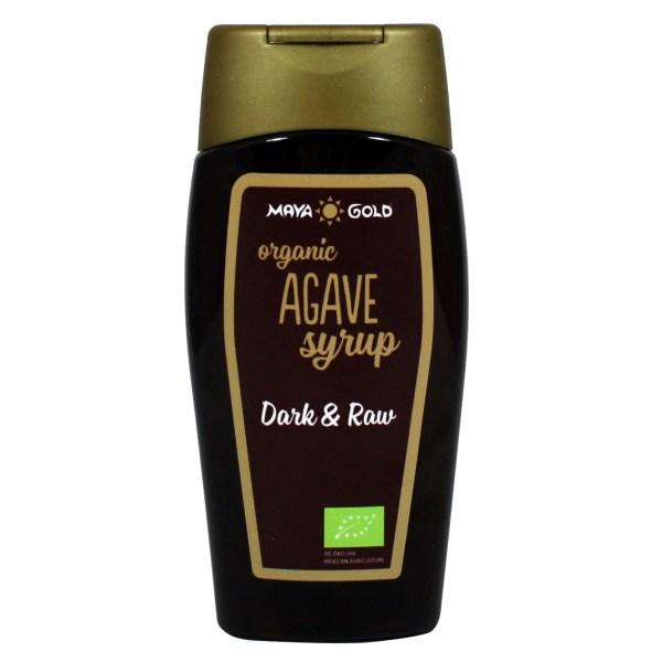 Biologische Agave Siroop (Dark & RAW)