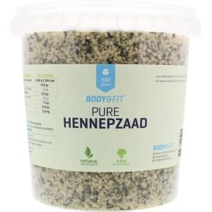 Pure Hennepzaden