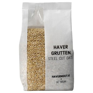 Havergrutten (steel cut oats)
