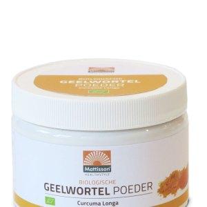 Absolute Curcuma Longa Powder (Geelwortel poeder)