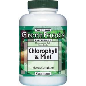 Greens Chlorophyll & Mint