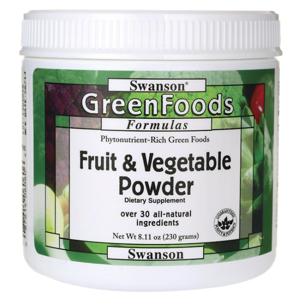 Greens Fruit & Vegetable Powder