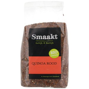 Rode Quinoa