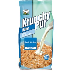 Krunchy pur hafer (zonder toegevoegd suiker)