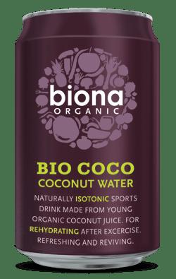 Bio Coco-Coconut Water organic