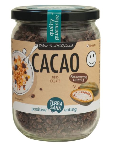 Rauwe cacaopeder gezond?