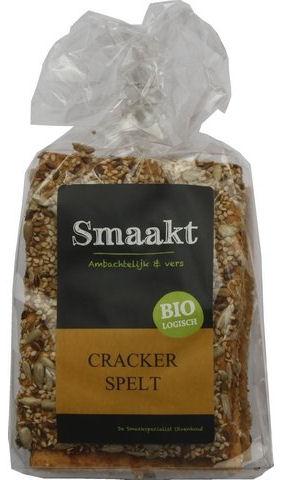 Crackers Spelt BIO