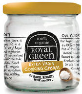 Coconut Cooking Cream extra virgin