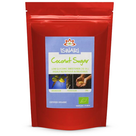 Kokosbloesem suiker (Bio)