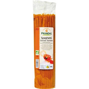 Quinoa Tomato Spaghetti