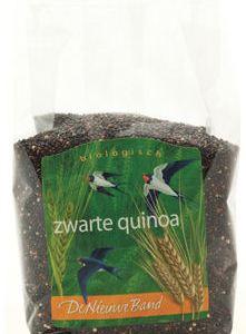 Quinoa zwart biologisch