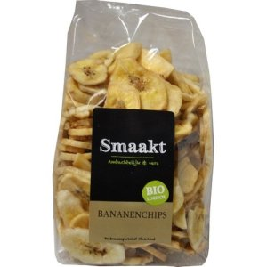 Bananenchips BIO