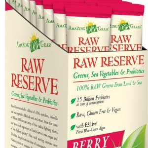 Amazing Grass Raw Reserve Berry Sachets