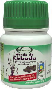 Soria Natural Barley Grass Tabletten