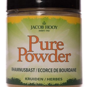 Jacob Hooy Pure Powder Rhamnusbast