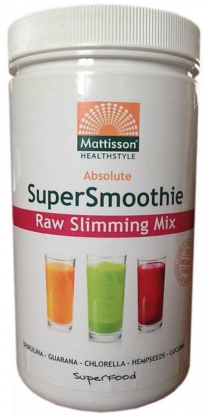 Mattisson HealthStyle SuperSmoothie Raw Slimming Mix