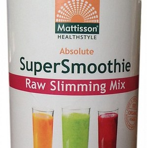Mattisson HealthStyle SuperSmoothie Raw Slimming Mix