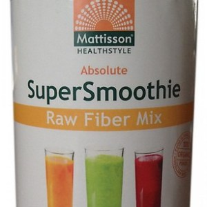 Mattisson HealthStyle SuperSmoothie Raw Fiber Mix