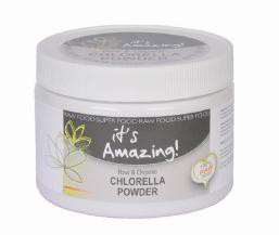 Its Amazing Chlorella Powder