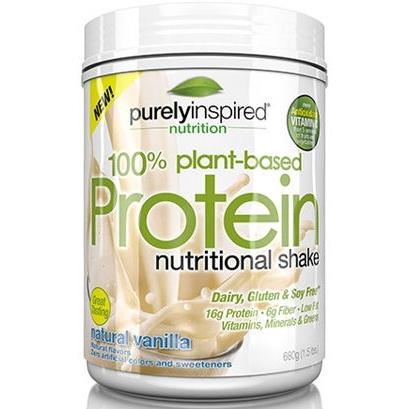 100% Plant Based Protein Shake - 680 gram - Chocolate