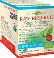 Amazing Grass Raw Reserve Vanilla Spice Sachets gezond?