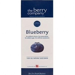 Blueberry - 330 ml gezond?