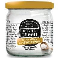 Coconut Cooking Cream extra virgin - 325 ml gezond?