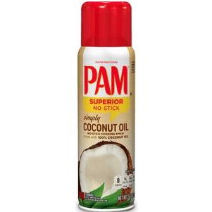 Coconut Oil Cooking Spray gezond?