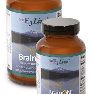 E3 Live Brainon 120 V-caps gezond?