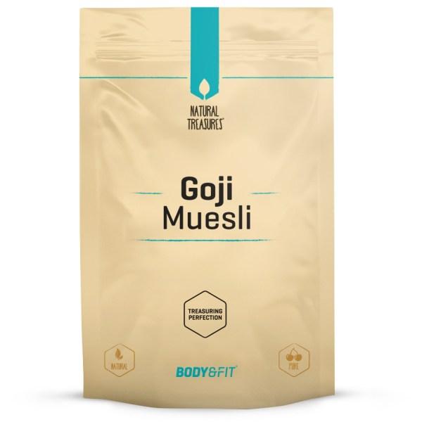 Goji Muesli gezond?