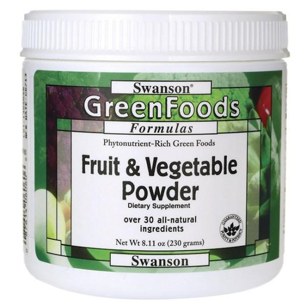 Greens Fruit & Vegetable Powder Kopen Goedkoop