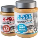 Hi-Pro Peanut Butter - 454 g - Smooth gezond?