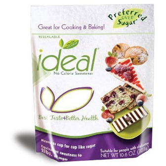 Ideal Sweetener - 300 g gezond?