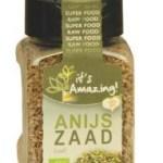 Its Amazing Anijszaad 40gr gezond?