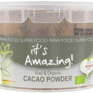 It's Amazing Cacao Poeder 100 gram gezond?