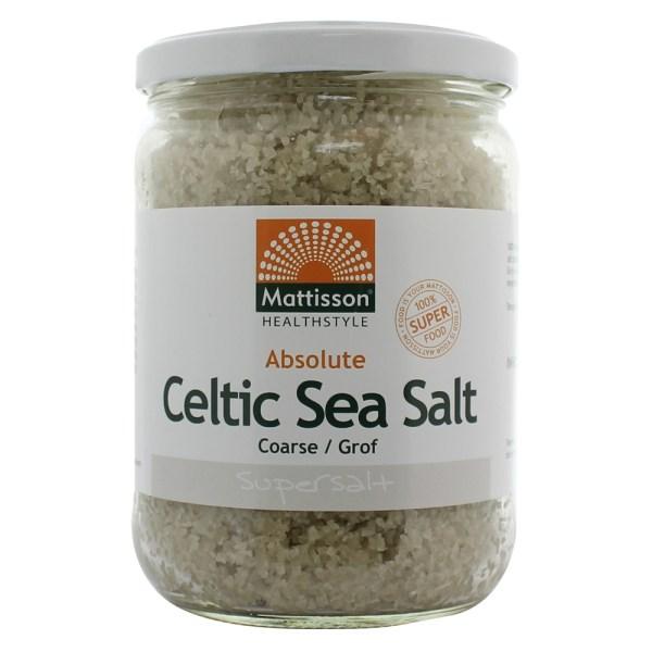 Keltisch zeezout - 400 gram gezond?
