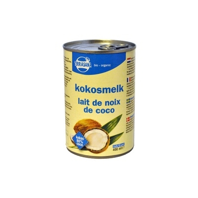 Kokosmelk Puur - 400 ml gezond?