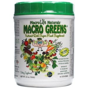 Macro Greens - 30 servings gezond?