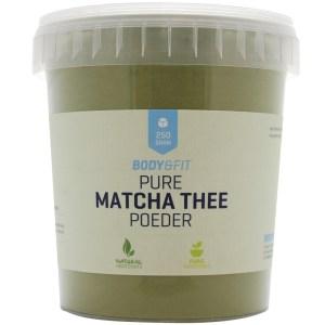 Matcha Thee poeder gezond?