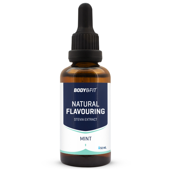 Natural Flavouring - 50 ml - Mint gezond?