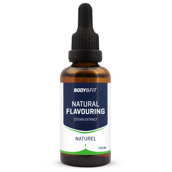 Natural Flavouring - 50 ml - Natural gezond?