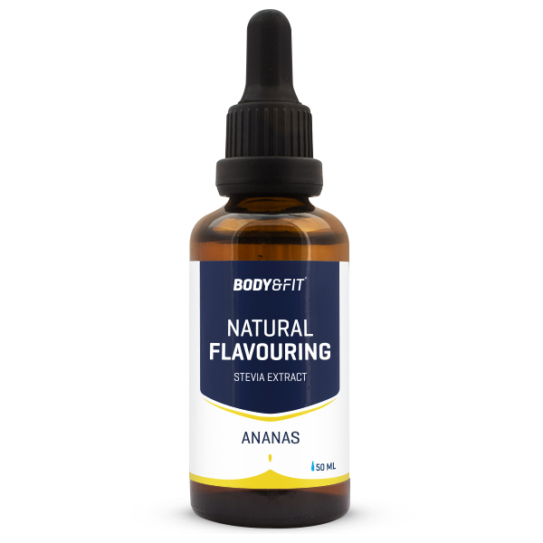 Natural Flavouring - 50 ml - Pineapple gezond?