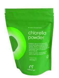 Naturya Chlorella powder gezond?