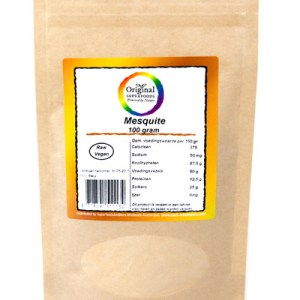 Original Superfoods Peruvian Carob Powder 100 gram gezond?