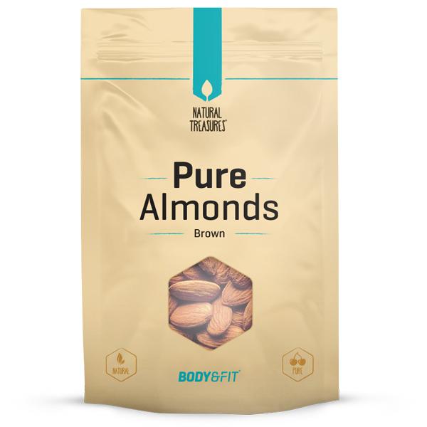 Pure Amandelen bruin gezond?