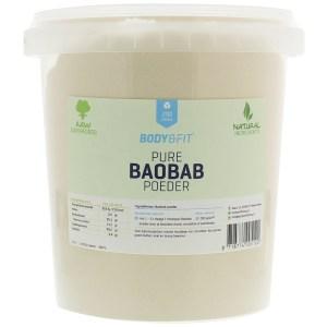 Pure Baobab Poeder gezond?