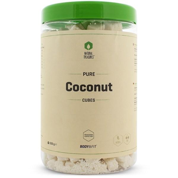 Pure Kokos blokjes gezond?