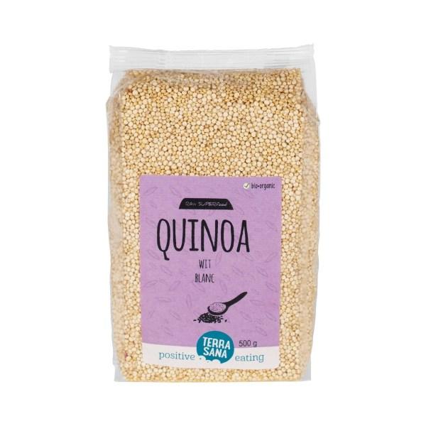 Quinoa - 500 gram quinoa rood gezond?