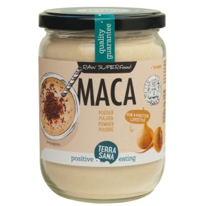 RAW MACA high energy poeder - 175 gram gezond?
